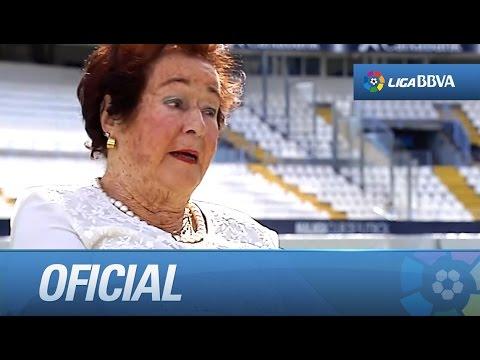 La Rosaleda, un símbolo de Málaga