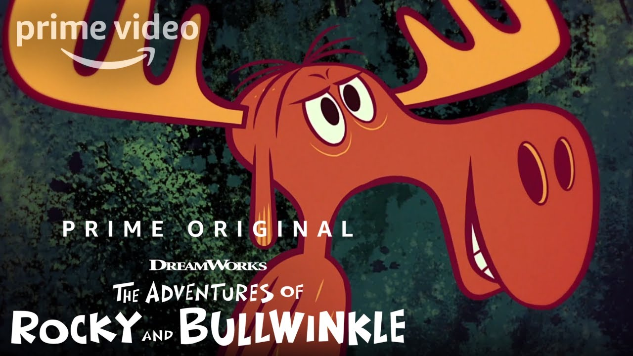 The Adventures of Rocky and Bullwinkle Season 1, Part 2 - Official Trailer | Prime Video Kids