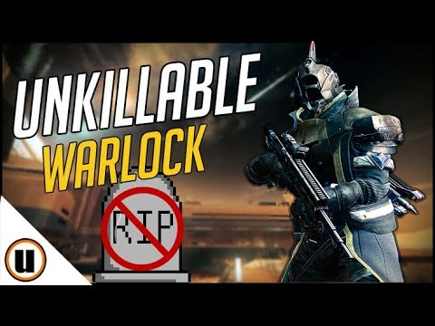 Destiny 2 | Unkillable Warlock | Best Warlock Heal Built