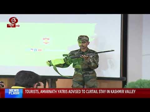 Terrorist attack bid on Amarnath Yatra foiled