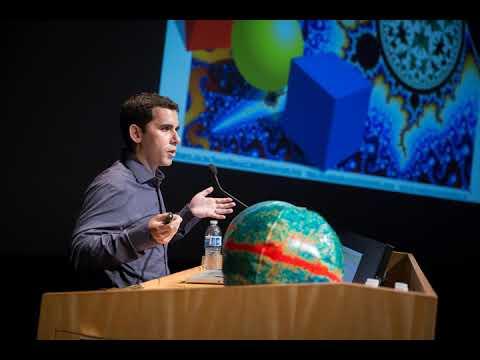 Andrew Friedman - Cornering Quantum Physics