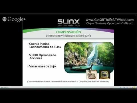 La Nueva Presentacion 5LINX Mexico (5LINX Mexico Webinar)