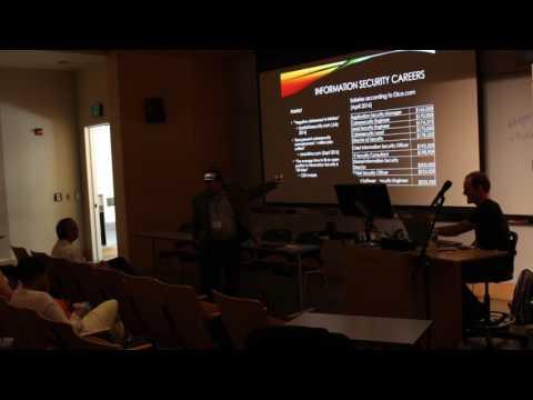 Michael Swinarski: Industry Perspective on CS Education in Oregon