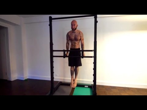 Dragon Door Bodyweight Master Pull Up Bar Youtube