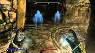 Skyrim - Labyrinthian Walkthrough 1080P