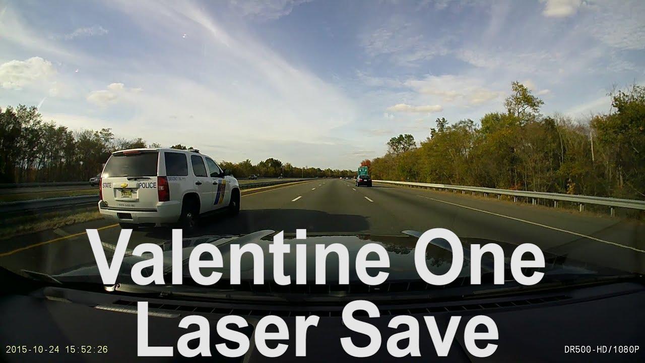 Valentine One Radar Detector Laser Alert Of New Jersey