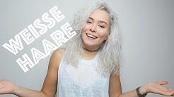 Weiß-Grau-Silber Haare mit Olaplex ?! Wie hab ich es geschafft? | Valentina Vale