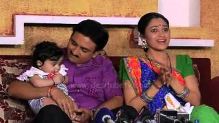 Taarak Mehta Ka Ooltah Chashmah-Daya & Jethalal With Baby Girl-Watch Full Video