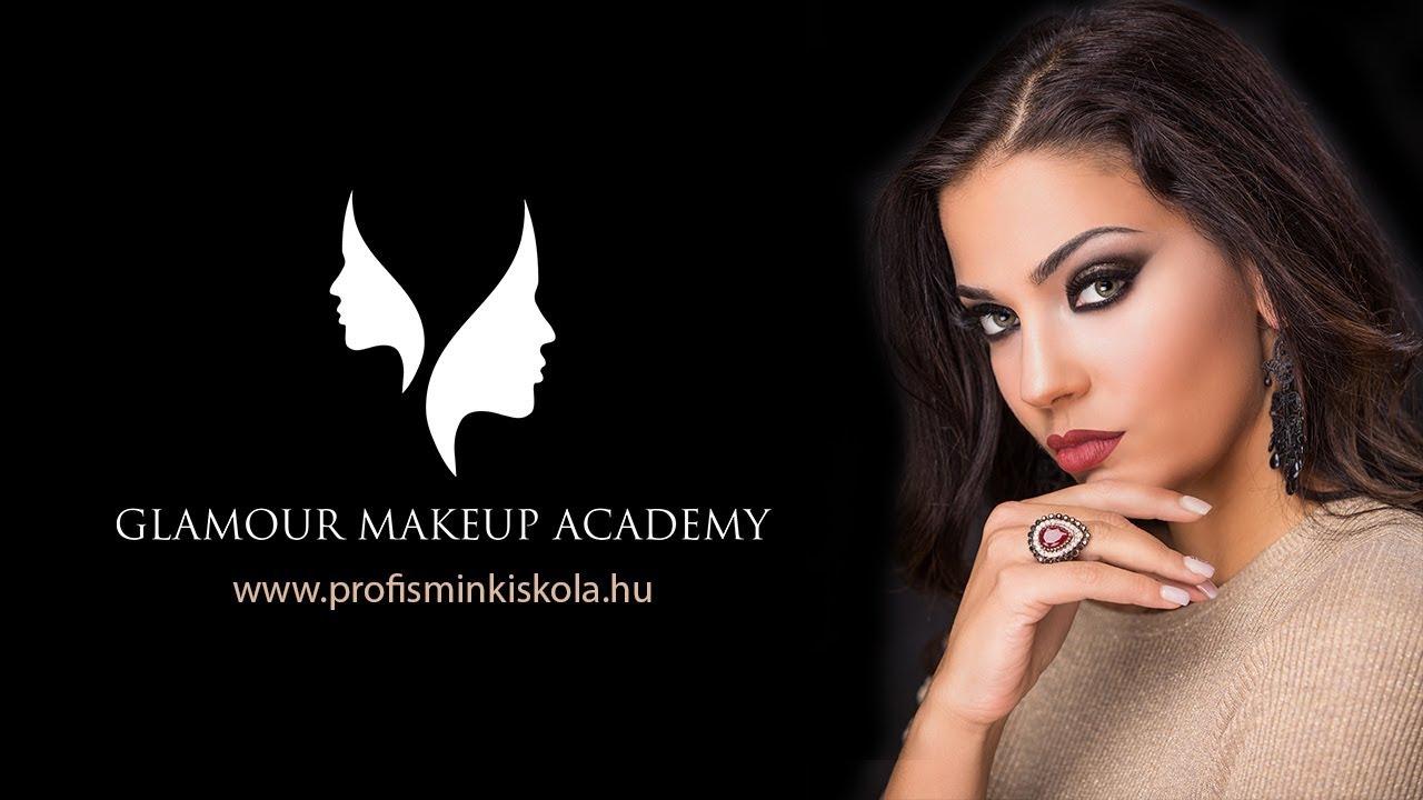 5e2da6b6dc54 Sminkes tanfolyam   Maszkmester képzés   Glamour Makeup Academy