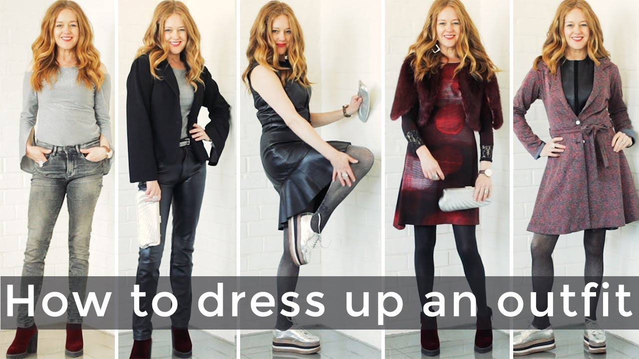 How To Dress Up An Outfit For Women Over 40 Over 40