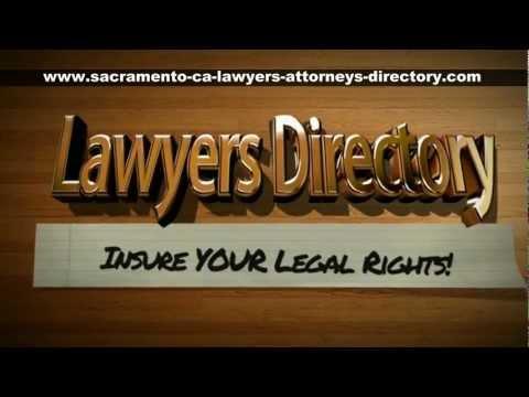 Sacramento lawyers