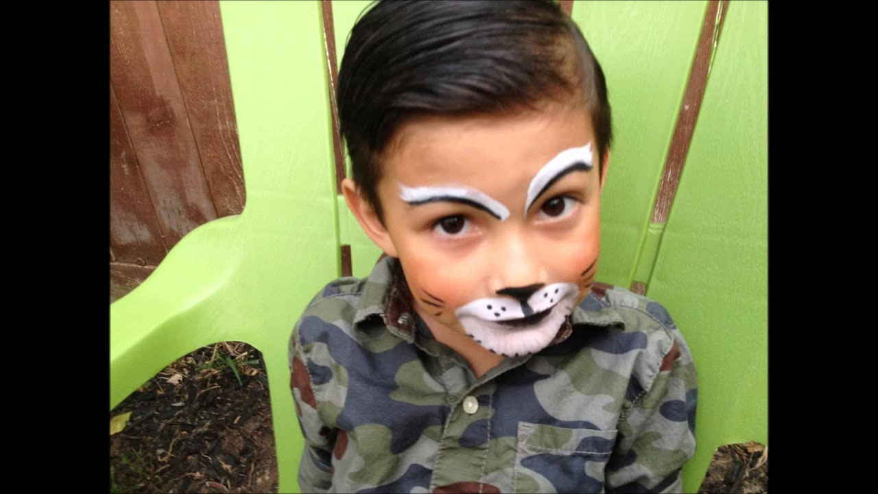 Uncategorized Face Painting For Boys boys face painting youtube