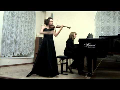 Violin and Piano in P.I.-Tchaikovsky Conservatory (Moscow)