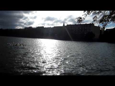 Søerne i København.