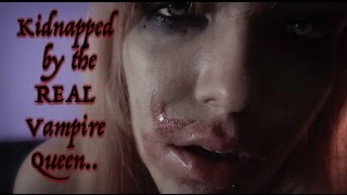 ☆★ASMR★☆ Kidnapped by the TRUE Vampire Queen