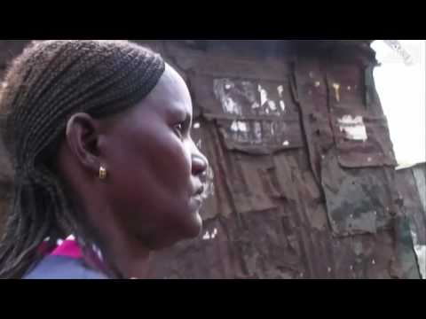 Raped by neighbors in post election violence, Kenya