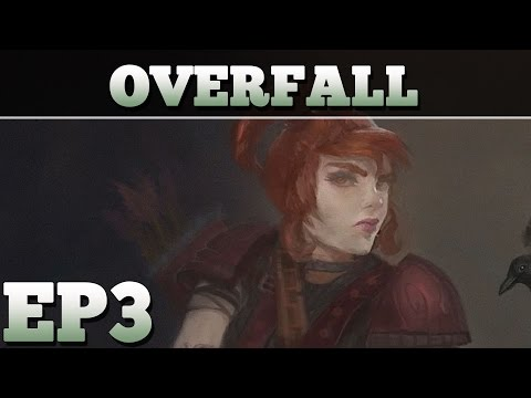 Overfall Part 3 - New Companions - Lets Play Overfall Gameplay