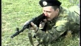 4  Стрельба из боевого оружия  Правильная изготовка для стрельбы лежа из АК