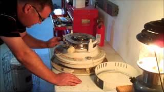 How To Replace a Kerosene Heater Wick Tu...