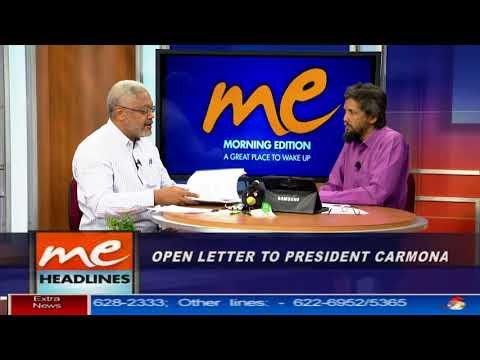 Morning Edition: 18 December 2017 Letter to TT President seeking openness: part 2