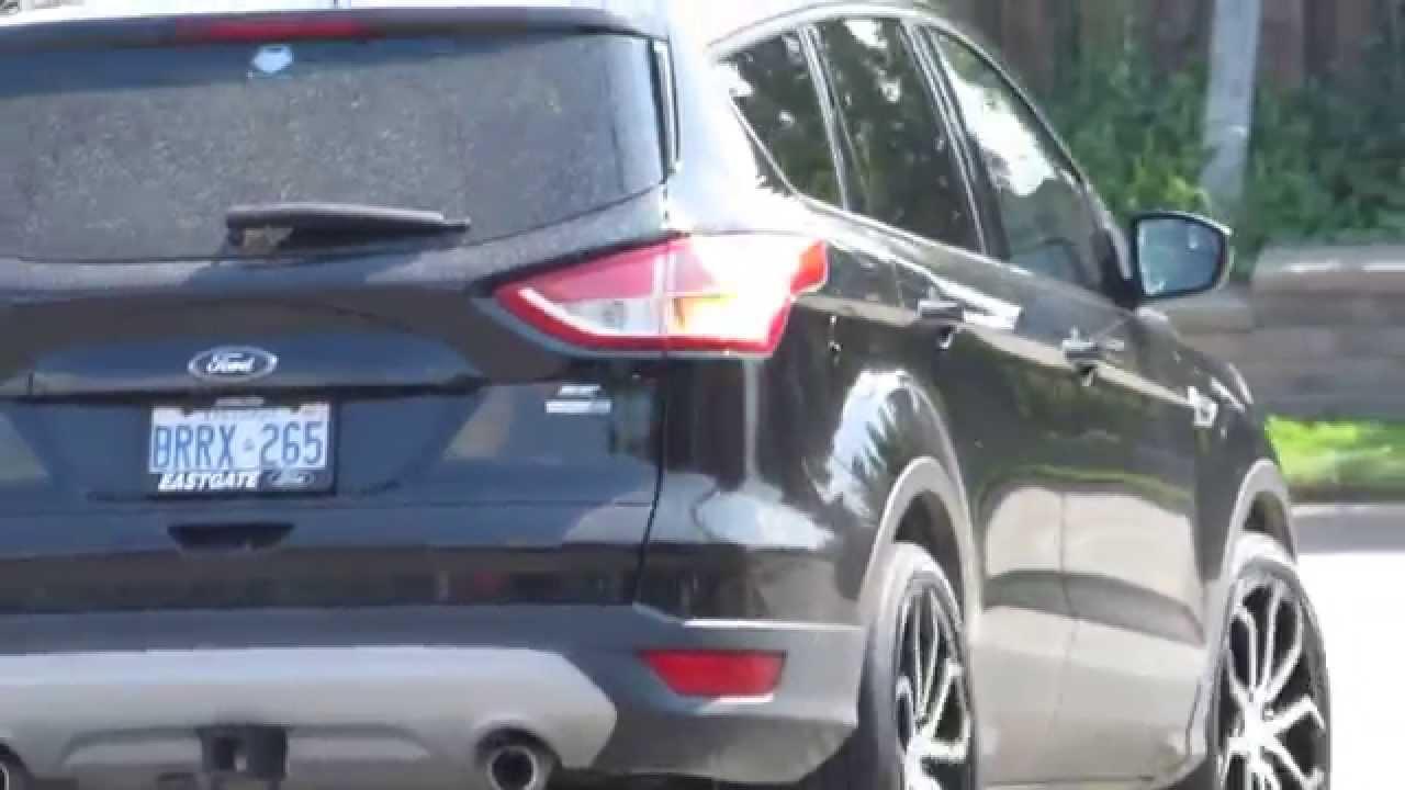 Ford Escape 2014 Custom >> HILLYARD CUSTOM RIM&TIRE 2014 FORD ESCAPE 20 INCH MACHINED ...