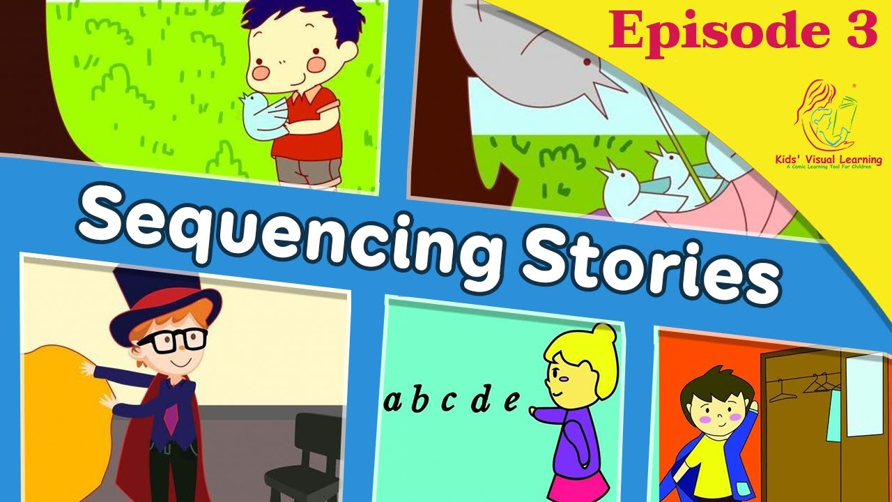 Download Sequencing Stories  - Episode 3