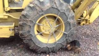 Tractor Tire Chains Cheap