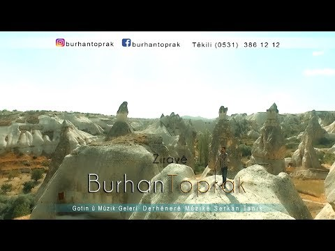 Burhan Toprak 'Zırave' 'Potbori' Official Video Klip Kurdish Folk Music