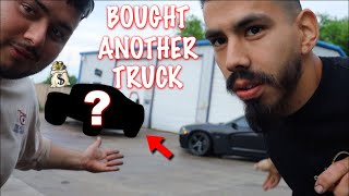 I BOUGHT ANOTHER TRUCK!!