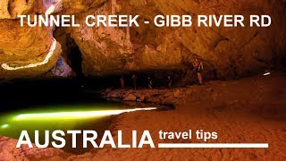 Australia - Tunnel Creek - Do Freshwater Crocodiles Attack? - Gibb River Road - Travel Tips