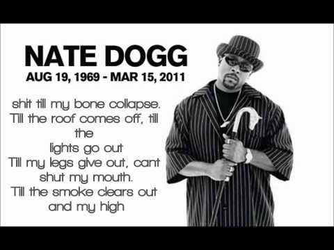 Eminem Till I Collapse ft Nate Dogg *Lyrics* HD