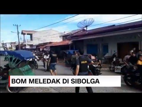 Ledakan di Sibolga Berasal dari Bom di Rumah Teroris
