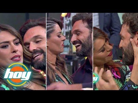 HOY | Ivn Snchez a Galilea Montijo: 'eres una facilota'