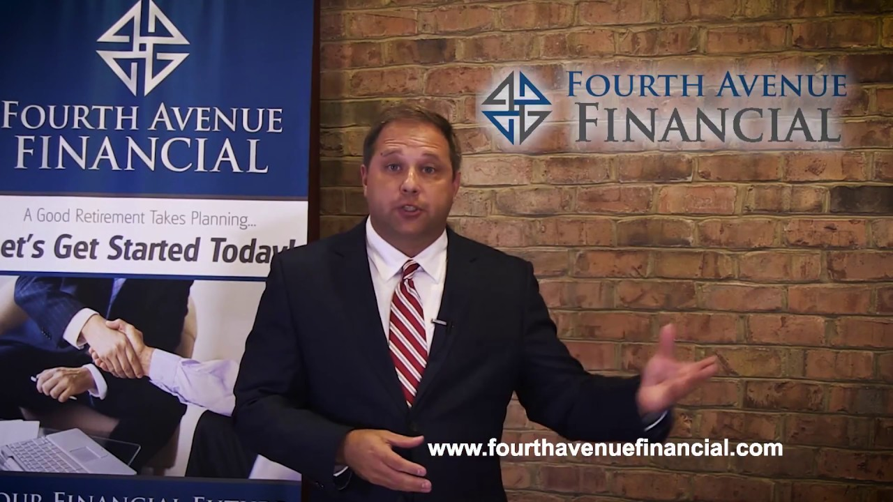 Compound Interest  -  Fourth Avenue Financial