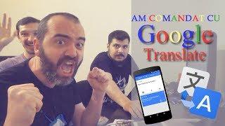 Vocea Google Translate -Comanda Telefonica - Mi-e Foame! (s02e12)