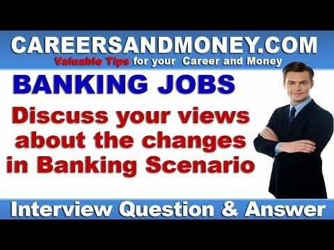 Common Bank Interview Questions with Answers - careersandmoney com