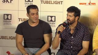 Trailer Launch Of Film Tubelight with Star Cast