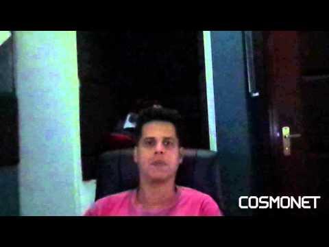COSMONET CONFIRMADO NA OPEN MIND,Fortaleza/CE 08.Junho.2013