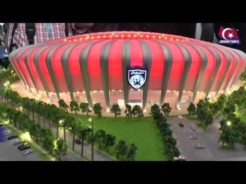 Majlis Pelancaran Rekabentuk & Konsep Stadium Bola Sepak Johor Darul Ta'zim