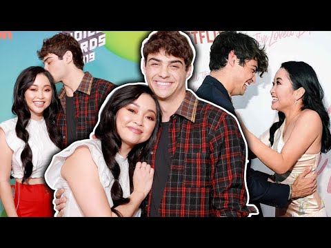 6 Times Noah Centineo & Lana Condor Flirting Was Too Much To Handle