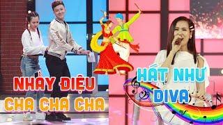 Say đắm với giọng hát cao vút trời như DIVA và độ mặn mà chịu chơi của nữ ca sĩ Võ Hạ Trâm.