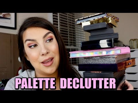 A BUNCH OF PALETTES I'm Getting Rid Of & Why thumbnail