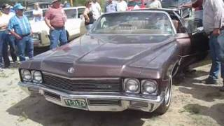 1971 Buick Centurion Convertible Auction