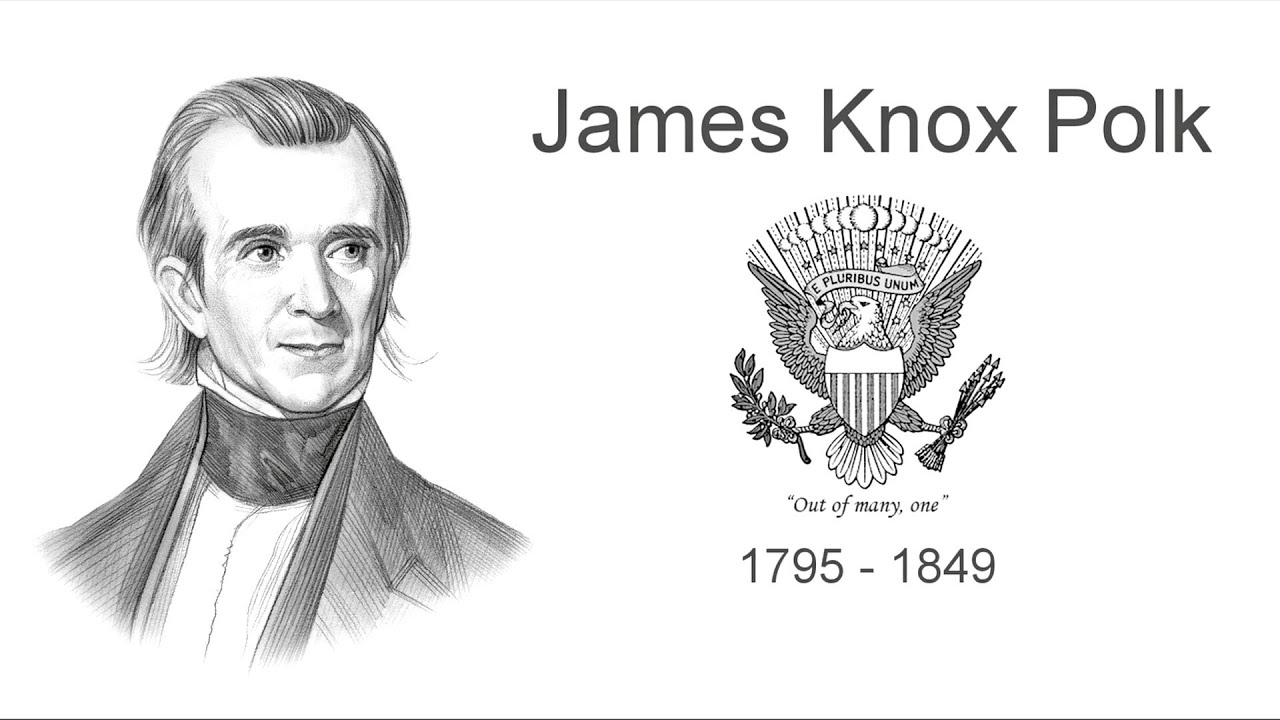 the presidency of james knox polks James knox polk was born on november 2, 1795, in mecklenburg county, north carolina polk died on june 15, 1849, in nashville, tennessee polk won with 1,338,464 (popular vote) and 170 (electoral vote) during his presidency he settled with britain the dispute of the oregon territory.