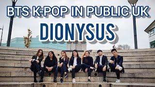 [KPOP IN PUBLIC UK] BTS (방탄소년단) - DIONYSUS | Dance Cover 커버댄스 by KONCEPT