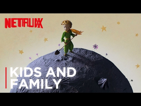 The Little Prince | Official Trailer [HD] | Netflix