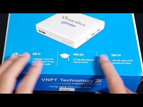 Mở hộp trên tay nhanh Smart Box 2 của VNPT - hàng Việt cho người Việt