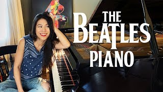 I Saw Her Standing There (Beatles) Piano Cover with Improvisation