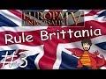 Rule Britannia! #3 | Historical England Into UK in Europa Universalis IV