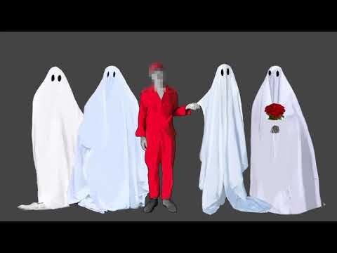 Travis - A Ghost (Official Video)